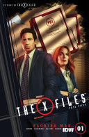 Pdf The X-Files: Case Files - Florida Man... #1 Telecharger