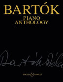 Bartok Piano Anthology