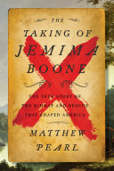 The Taking of Jemima Boone Book PDF