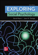 Looseleaf for Exploring Social Psychology