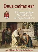 Deus Caritas est - Dieu est amour Pdf/ePub eBook