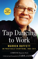 Tap Dancing To Work PDF