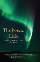 The Poetic Edda Book