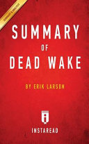 Summary Of Dead Wake PDF