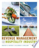 Revenue Management for the Hospitality Industry Book