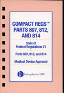 Compact Regs Parts 807  812  and 814