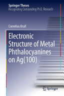Electronic Structure of Metal Phthalocyanines on Ag 100