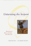 Untwisting the Serpent