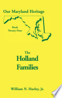 Holland Families of Maryland