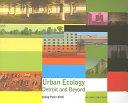 Urban Ecology Book PDF