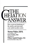 The Chelation Answer