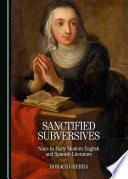 Sanctified Subversives