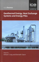 Geothermal Energy, Heat Exchange Systems and Energy Piles