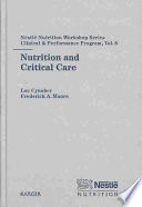 Nutrition and Critical Care