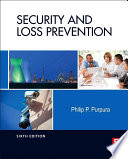 """""""Security and Loss Prevention: An Introduction"""" by Philip Purpura"""