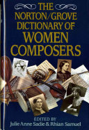 The Norton/Grove Dictionary of Women Composers
