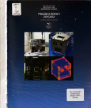Annual Progress Report - Institute for Aerospace Studies, University of Toronto