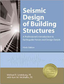 Seismic Design of Building Structures Book