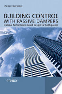 Building Control with Passive Dampers