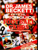 The Official Price Guide to Football Cards 1994