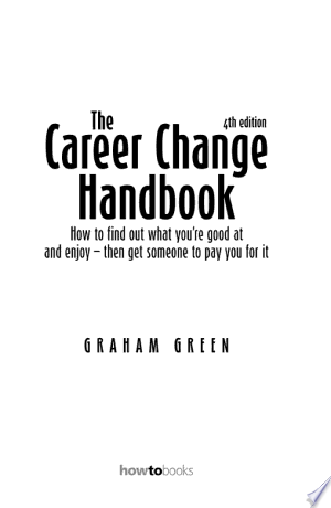 Download The Career Change Handbook 4th Edition Free PDF Books - Free PDF