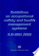 Guidelines on Occupational Safety and Health Management Systems