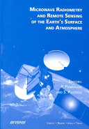 Microwave Radiometry and Remote Sensing of the Earth s Surface and Atmosphere