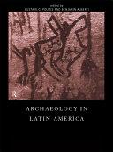 Archaeology in Latin America Pdf/ePub eBook