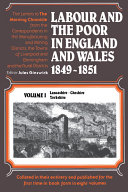 Labour and the Poor in England and Wales, 1849-1851 [Pdf/ePub] eBook