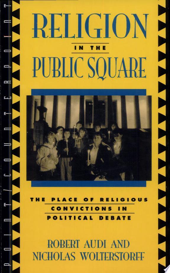 Religion in the Public Square