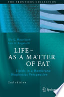 LIFE - AS A MATTER OF FAT