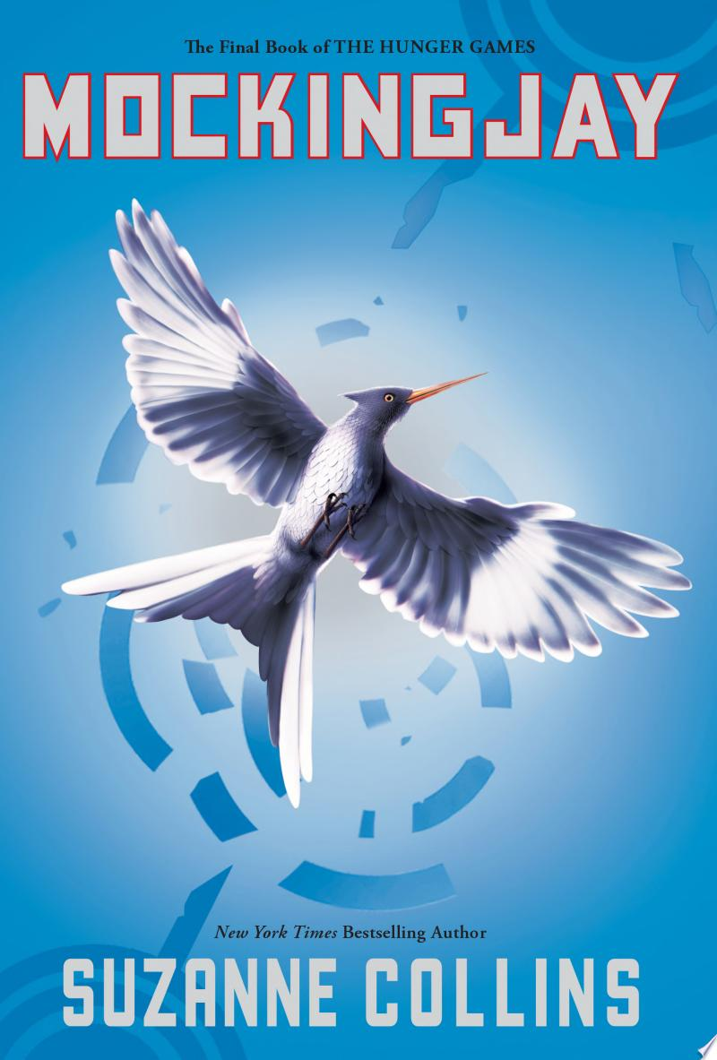 Mockingjay (The Hunger Games, Book 3) image