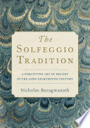 The Solfeggio Tradition