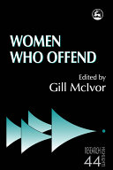 Women who Offend ebook