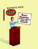 Rosie Swanson: Fourth-Grade Geek for President Pdf/ePub eBook