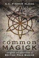 Pdf Common Magick Telecharger
