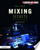 Mixing Secrets For The Small Studio PDF
