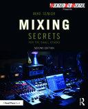 Mixing Secrets for the Small Studio [Pdf/ePub] eBook