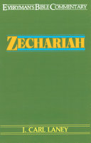 Zechariah- Everyman's Bible Commentary Pdf/ePub eBook