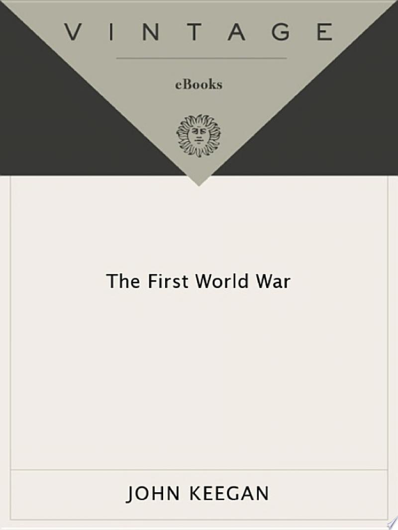 The First World War image