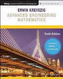 Advanced Engineering Mathematics  10e Enhanced EPUB Reg Card with Loose Leaf Print Companion Set Book
