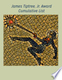 Tiptree Award Cumulative List 2019