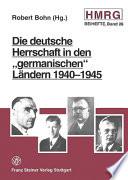 Deutsch-skandinavische Beziehungen nach 1945