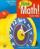 Think Math  Plane Figures and Spatial Sense  Grade 2