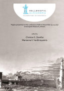 Pdf Hellenistic Alexandria: Celebrating 24 Centuries – Papers presented at the conference held on December 13–15 2017 at Acropolis Museum, Athens Telecharger