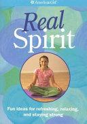 Real Spirit Book PDF