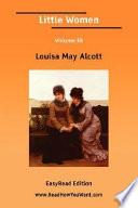 Little Women Volume Iii EasyRead Edition Book