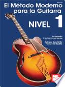 Modern Guitar Method Grade 1  Spanish Edition
