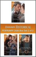 Harlequin Historical February 2020   Box Set 2 of 2