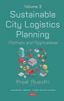 Sustainable City Logistics Planning Book
